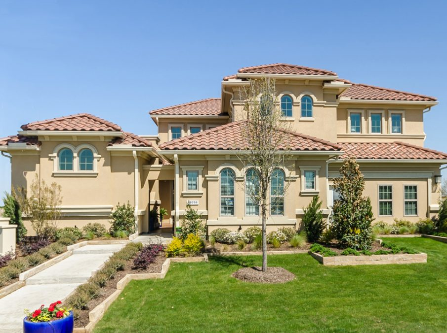 Homes in Frisco TX at Lexington Country