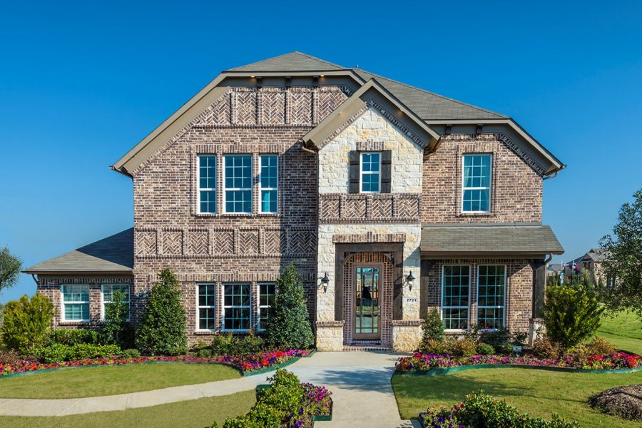 New homes in little elm tx landon homes new home builder for The landon house