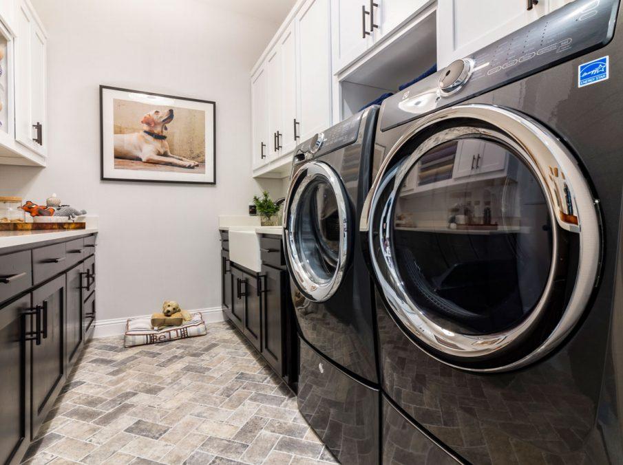 Landon Homes 675 Newbridge Utility Room